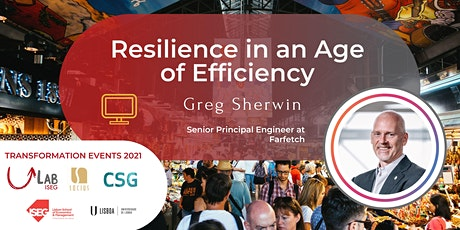 Resilience in an Age of Efficiency ingressos