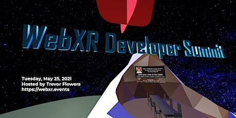 2021 WebXR Developer Summit tickets