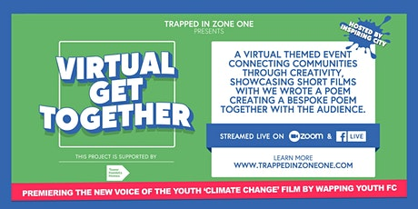 Trapped in Zone One Presents Virtual Get Together (Earth Day) tickets