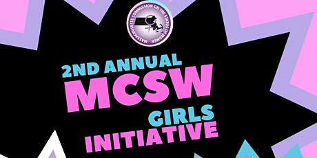 MCSW's Second Annual Girls Initiative tickets