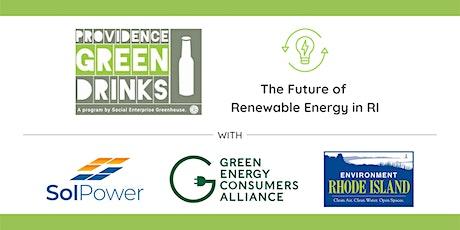 PVD Green Drinks - April 2021 tickets