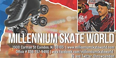Wednesday Adult Roller Skating Session tickets