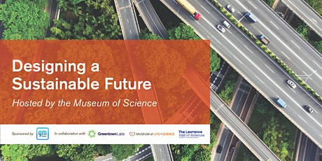 Designing a Sustainable Future tickets