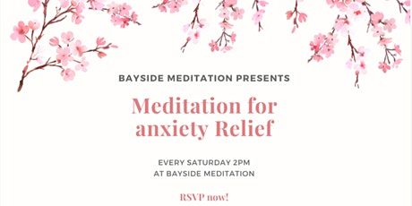 Guided Meditation for Anxiety tickets