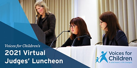 Annual Judges' Luncheon - A Virtual Webinar tickets