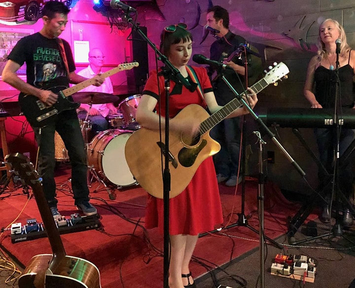 Lost City Live - Austen Carroll & the Better Neighbors with A. Greene image