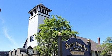HOLY MASS ~ SAINT JOSEPH QUINCY, MA tickets