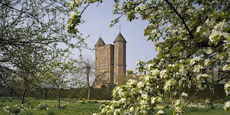 Timed entry to Sissinghurst Castle Garden (12 Apr - 18 Apr) tickets