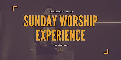 ICC Sunday Worship Experience tickets