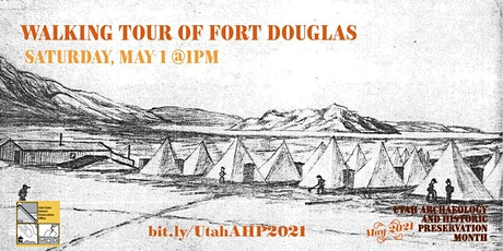 The Archaeology of Fort Douglas Walking Tour tickets