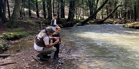 2021 Outflow, Inc. Youth Trout Tangle tickets