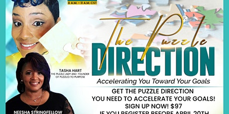 The Puzzle Direction Workshop tickets