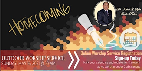 Homecoming Outdoor Worship Service tickets