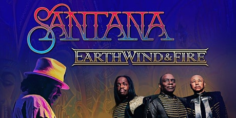 Santana, Earth, Wind & Fire  - Camping 1 Night tickets
