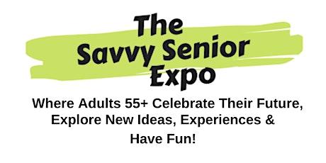 The Savvy Senior Expo Vendor/Sponsor Registration tickets