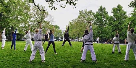 World Tai Chi & Qi Gong Day! Free Outdoor Lesson tickets