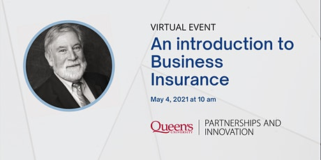An introduction to Business Insurance tickets
