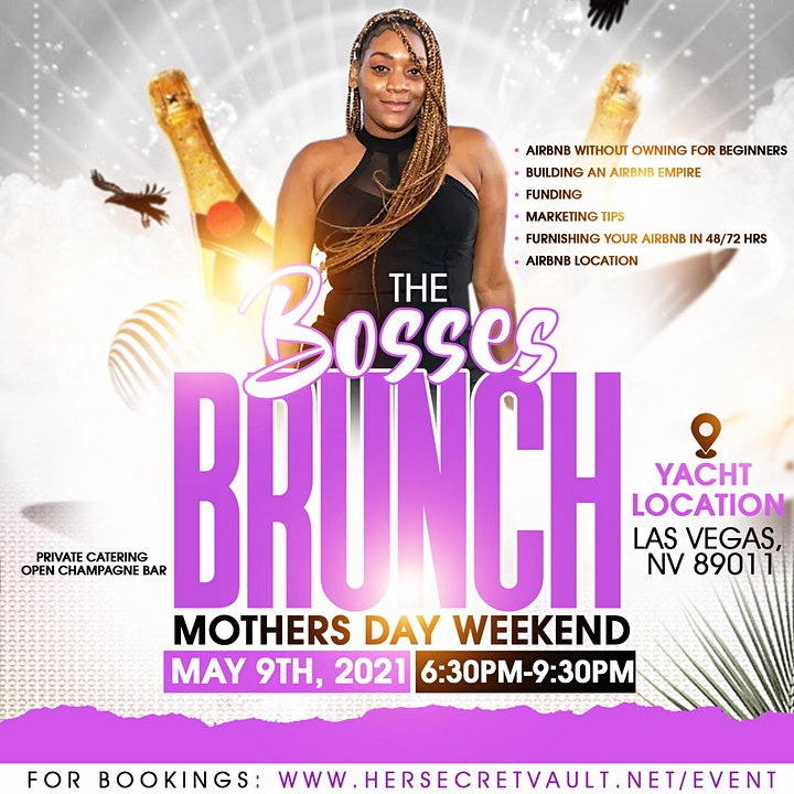The Bosses Brunch * Yacht Event image