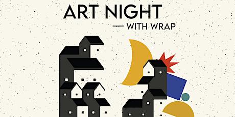 Art Night W/ Wrap tickets