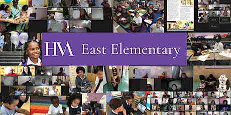 HVA East Elementary Virtual  K-5th Grade Info Session tickets
