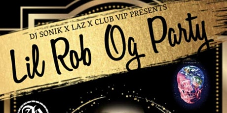 Lil Rob At VIP Club tickets