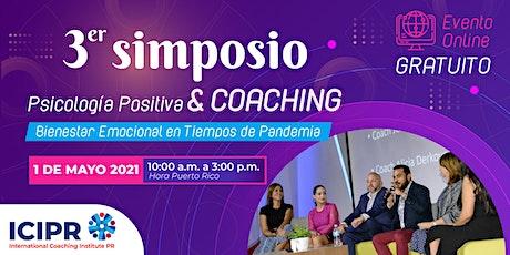 3er Simposio: Psicología Positiva & Coaching tickets
