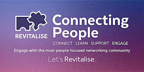 Revitalise Business Event (National) - August tickets