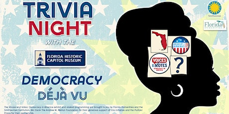 Trivia Night with the Museum: Democracy Deja Vu Edition tickets