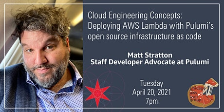 Cloud Engineering Concepts: Deploying AWS Lambda with Pulumi tickets