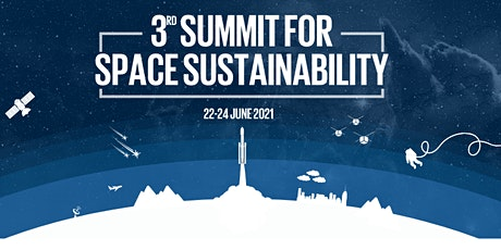 3rd Summit for Space Sustainability Tickets