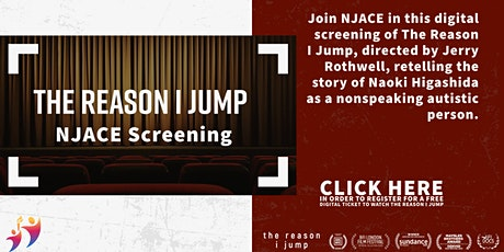 NJACE Presents: The Reason I Jump Community Screening tickets
