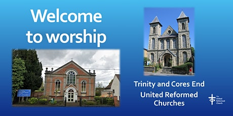 Morning Worship - Trinity High Wycombe and Cores End URCs tickets