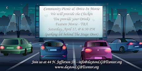 Spring Fling - Community Dinner & Drive-In Movie tickets