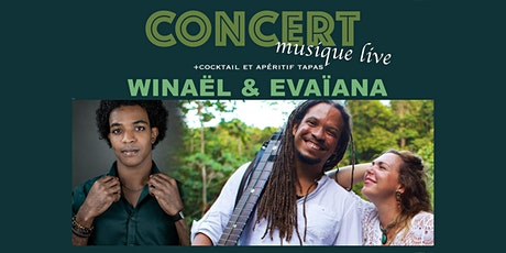 CONCERT EXCLUSIVE: WINAËL & EVAÏANA billets