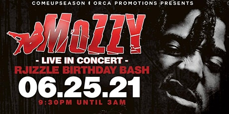 Mozzy Live At Blvd Nights tickets