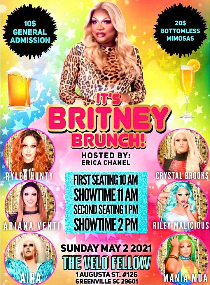 Chanel Experience It's Britney Brunch image