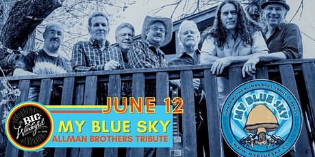 TheBigWonderful Presents My Blue Sky: Allman Brothers Band Tribute tickets