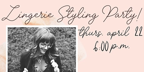 Michelle Krick Style and Naughty Bettie Lingerie Styling Party tickets