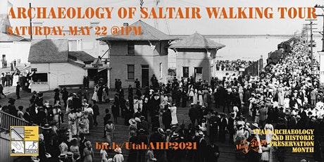 Archaeology of Saltair Walking Tour tickets