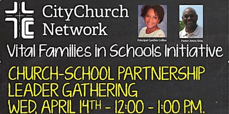 Church-School Partnership Leader Gathering tickets