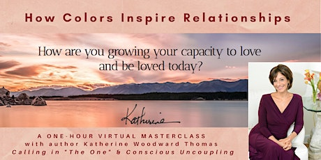How Colors Inspire Relationships tickets