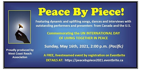PEACE BY PIECE! tickets