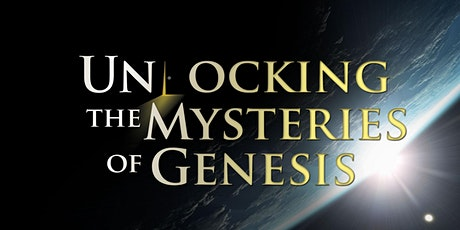 Unlocking the Mysteries of Genesis Conference tickets