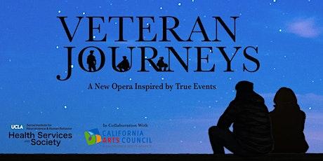 Veterans Journey: Virtual Opera Premiere Tickets