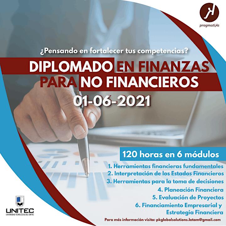Diplomado | Finanzas para No Financieros image