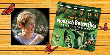 How to Raise Monarch Butterflies tickets