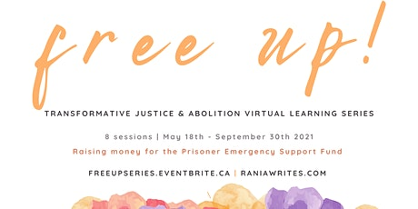 When We Get Free: Transformative Justice & Abolition with Erica Violet Lee tickets