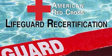 American Red Cross Lifeguard Review tickets