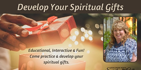 Develop Your Spiritual Gifts: Setting Sacred Space tickets
