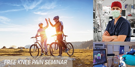 Is knee replacement right for you? tickets